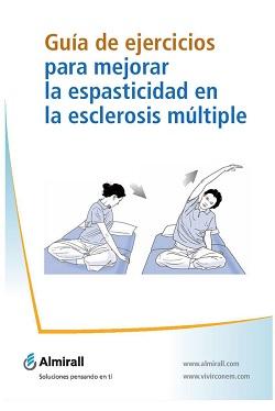Guía de ejercicios para mejorar la espasticidad en la EM
