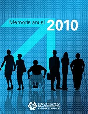 Memoria de actividades 2010