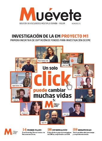 Nº 25 Revista MUÉVETE