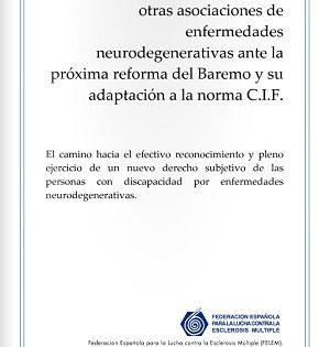 Posicionamiento ante la reforma del Baremo