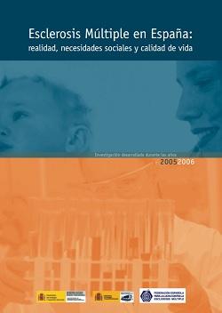 Esclerosis Múltiple en España: realidad, necesidades sociales y calidad de vida