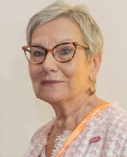 Conxita Tarruella, presidenta de Esclerosis Múltiple España