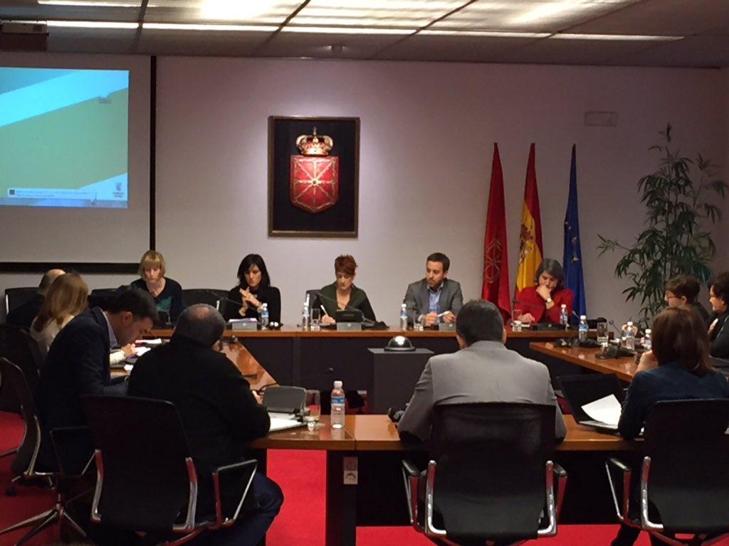 Compromiso del Parlamento de Navarra con las personas con enfermedades neurodegenerativas