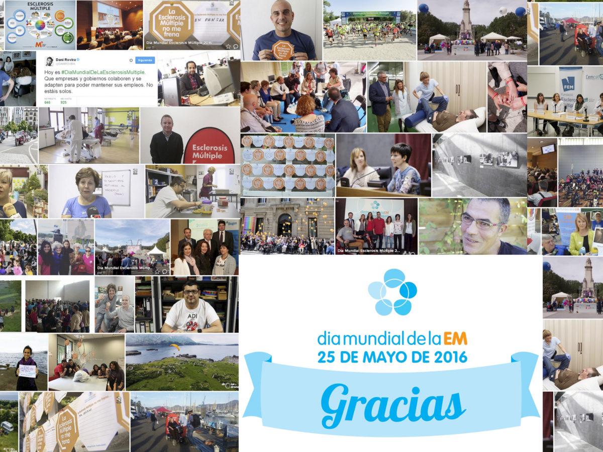¿Qué pasó en el Día Mundial de la Esclerosis Múltiple en España?