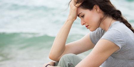 Mujer con Esclerosis Múltiple y 'autoculpa'