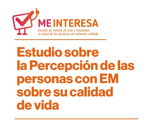 El estudio 'ME Interesa' arroja resultados sobre la situación de las personas con Esclerosis Múltiple en España