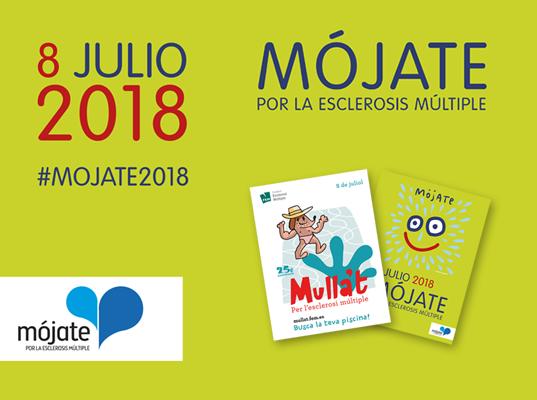 ¡Ya está todo preparado para Mójate por la Esclerosis Múltiple 2018!