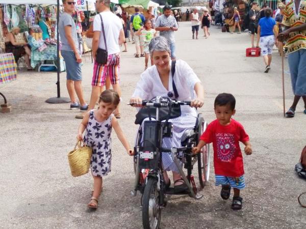"""""""Gracias al Mójate, cualquier niño del pueblo sabe lo que es la Esclerosis Múltiple"""""""