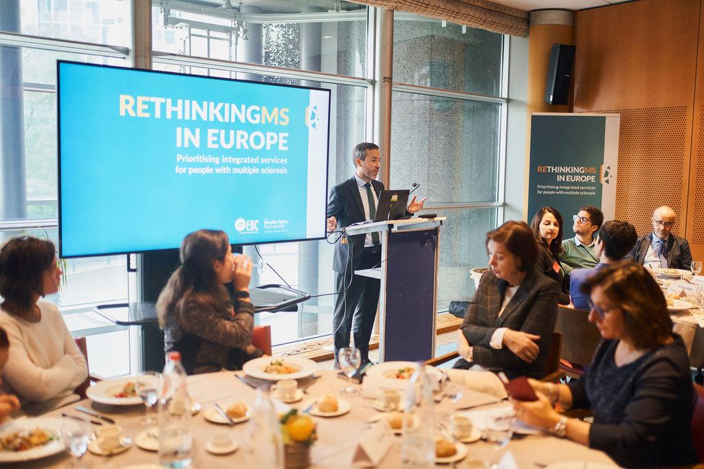 #33AHORA: Del Congreso de los Diputados al Parlamento Europeo