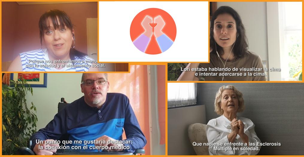 Testimonios de #ConexionesEM: Día Mundial de la Esclerosis Múltiple 2020