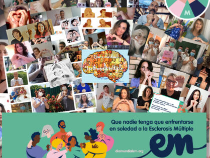 Un Día Mundial de la Esclerosis Múltiple diferente pero más cercano que nunca