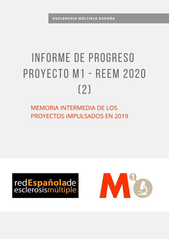 Informe de Progreso Proyecto M1 - REEM 2020 (2)