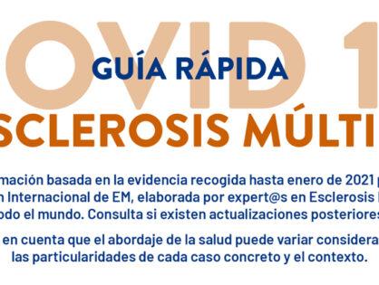 Guía rápida de COVID-19 y Esclerosis Múltiple