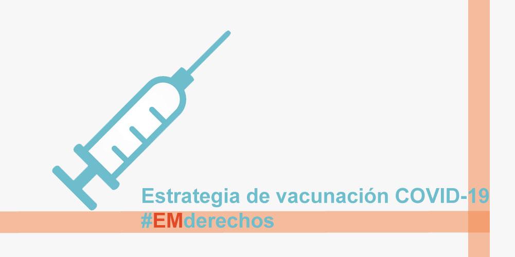 Esclerosis Múltiple España pide al Ministerio prioridad para todas las personas con EM en vacunación de COVID-19