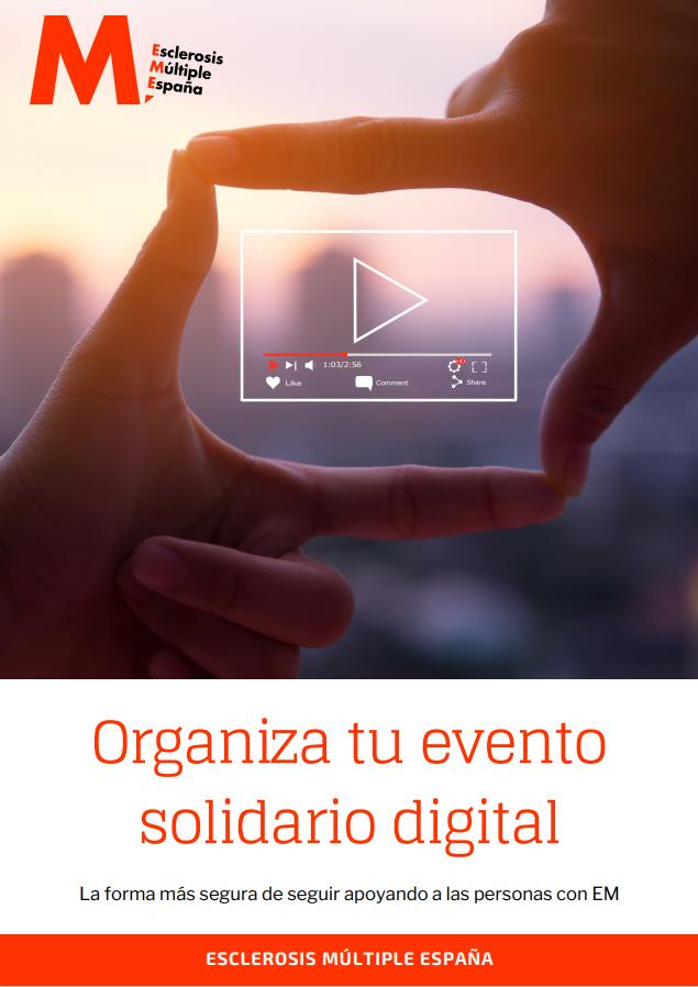 Guía para organizar tu propio evento solidario digital