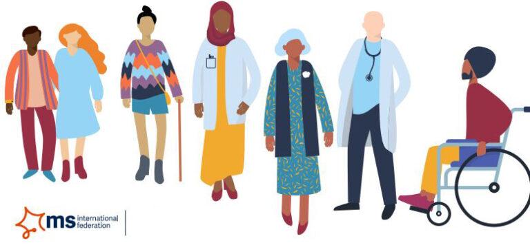 'Atlas mundial de la Esclerosis Múltiple': Segunda parte, gestión clínica de la EM