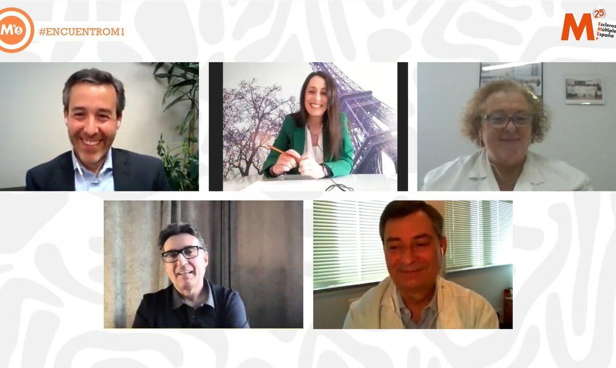 #ENCUENTROM1 ha mostrado las caras detrás de la investigación de la Esclerosis Múltiple