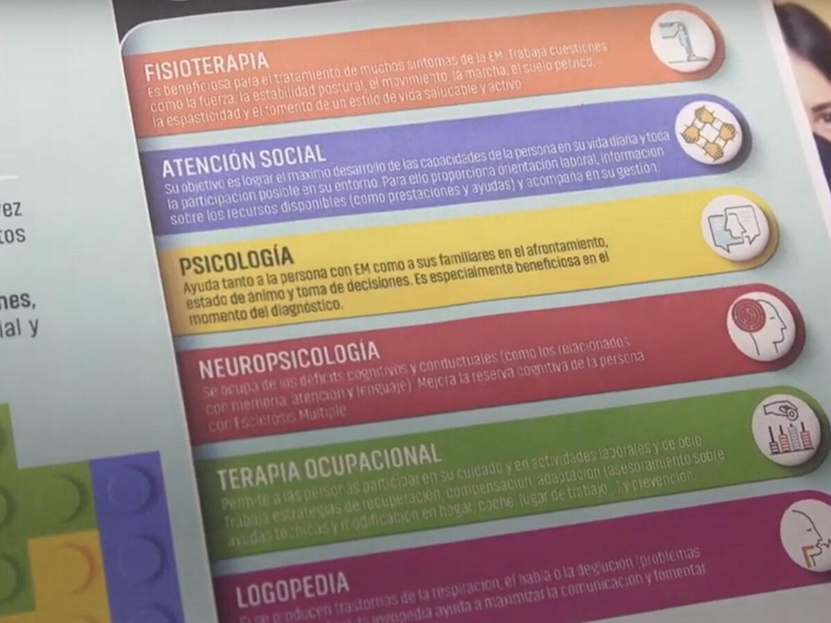 Testimonios #ConexionesEM: en el interior de las organizaciones de Esclerosis Múltiple