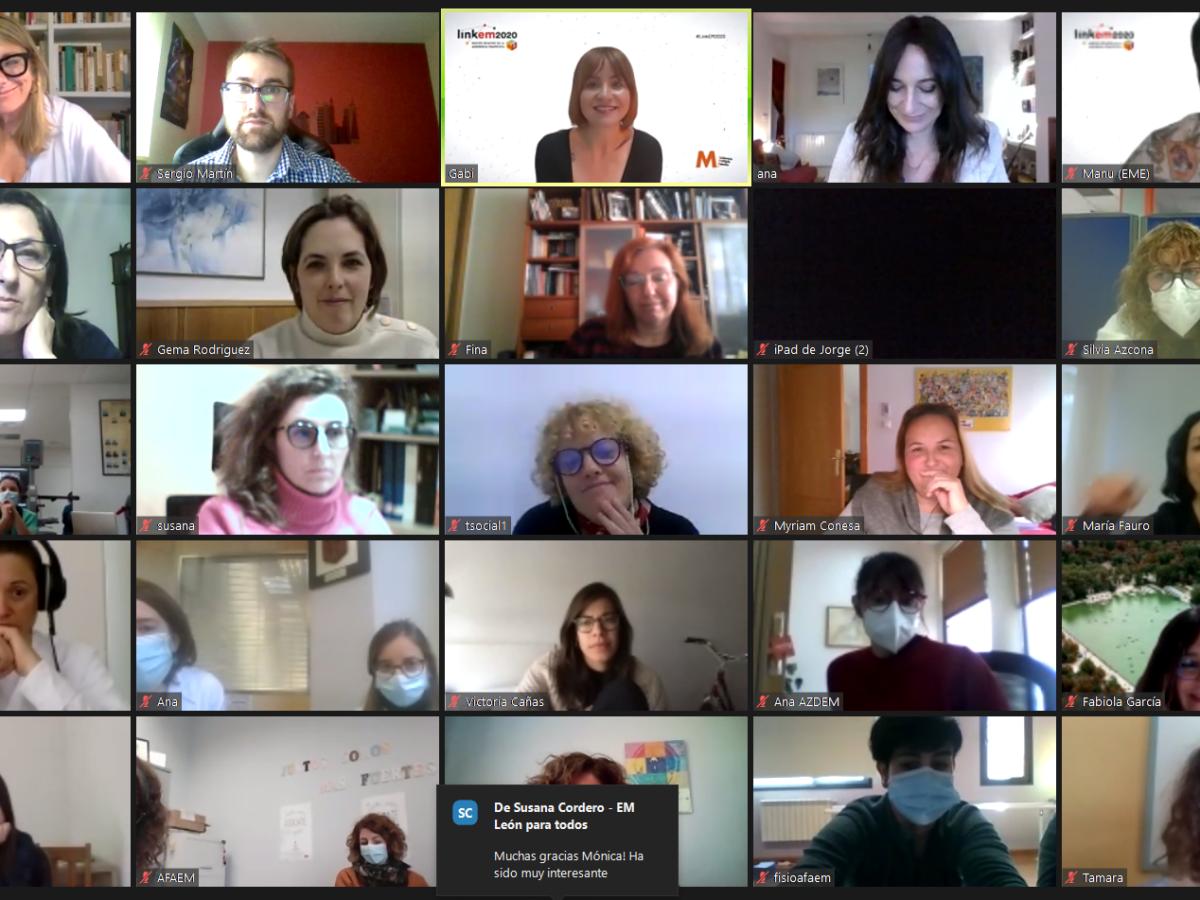 CANAL EM: La plataforma de conexión entre profesionales de Esclerosis Múltiple España que no conocías