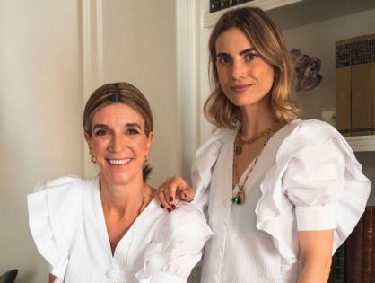 La blusa solidaria de Vogana brilla por la investigación de la Esclerosis Múltiple
