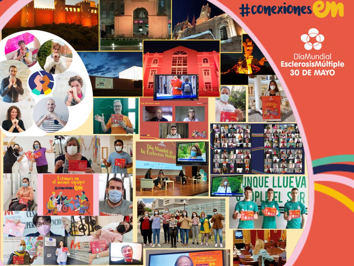 #ConexionesEM: el Día Mundial de la Esclerosis Múltiple 2021 se hace con redes y medios