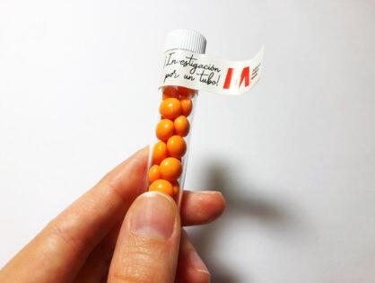 Los tubos de ensayo más dulces para apoyar la investigación de la Esclerosis Múltiple