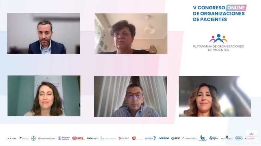 Protección social: El caso de la EM en España e Italia en el 'V Congreso de organizaciones de pacientes'